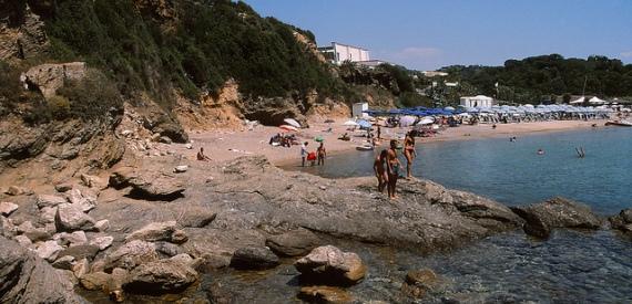 Insel Elba: Strände für Kinder