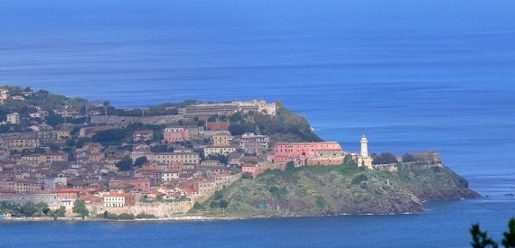 Leuchttürme Insel Elba
