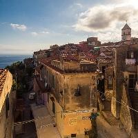 Wochenmärkten Insel Elba
