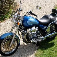 Insel Elba Motorrad