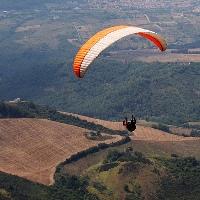 gleitschirmfliegen Insel Elba