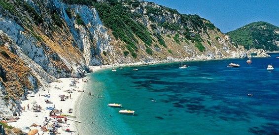 die schönsten 10 Strände der Insel Elba