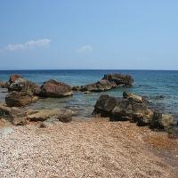 Strand Cala Seregola