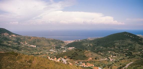 Campo nell'Elba Insel Elba
