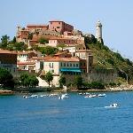 mediceischen Festungen besuchen Portoferraio