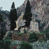 Wallfahrtsort der Madonna di Monserrato