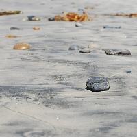 der Strand von Margidore