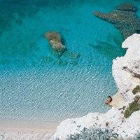 Capo Bianco beach Elba