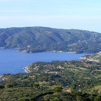 Elba Island hiking: Calamita mountain