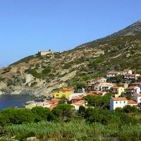 Pomonte Elba Island