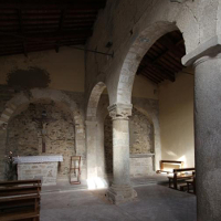 Romanesque church, Elba Island