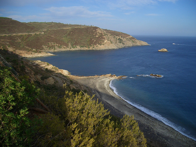 Calamita beach, Elba