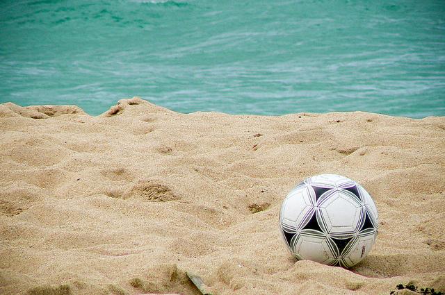 International beach soccer tour 2015