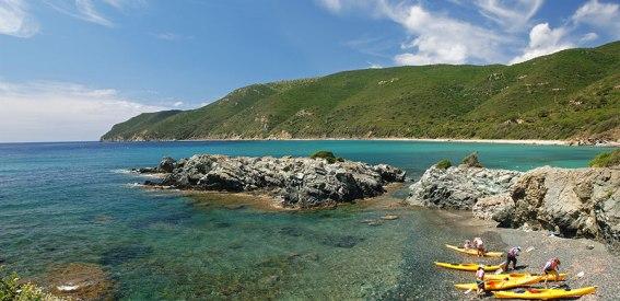 Punta della Contessa beach
