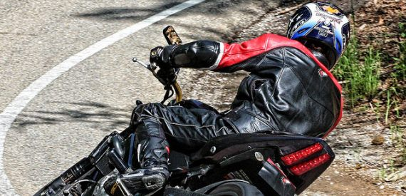 elba motorbike