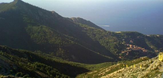 from Capo Castello to Cavo