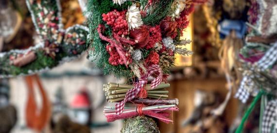 Christmas market 2015 Italy: Elba Island