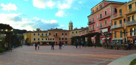 Tuscany in winter: Elba Island