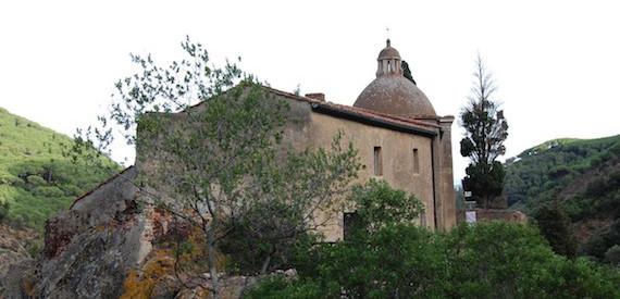 Elba Island churches