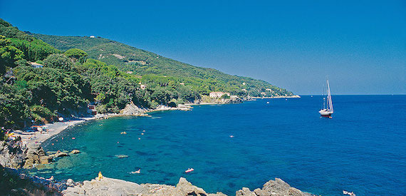 Elba Island wild beaches
