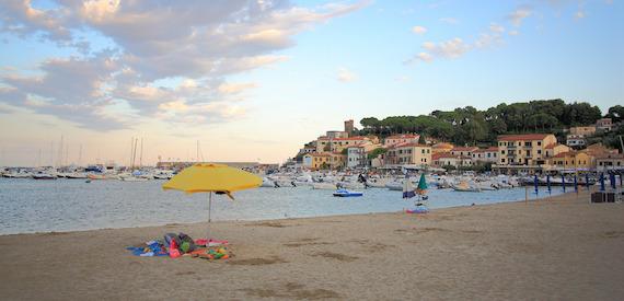 two days in Tuscany: Elba Island