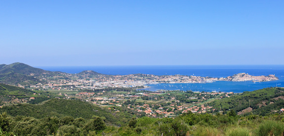 ideal holiday in Italy: Elba Island