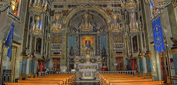 churches of Portoferraio