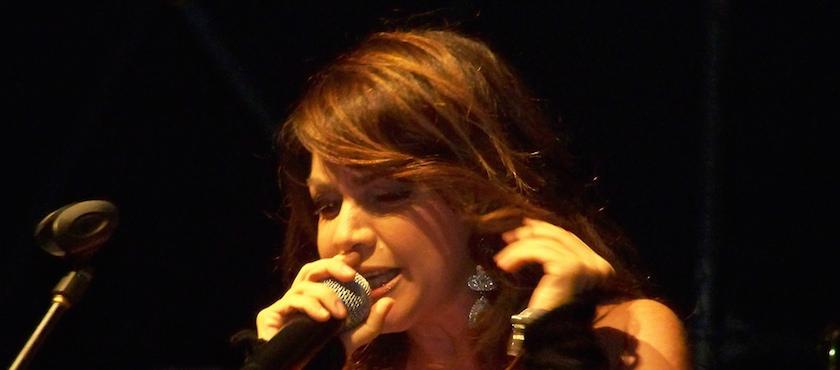 concert Cristina D'Avena Elba Island