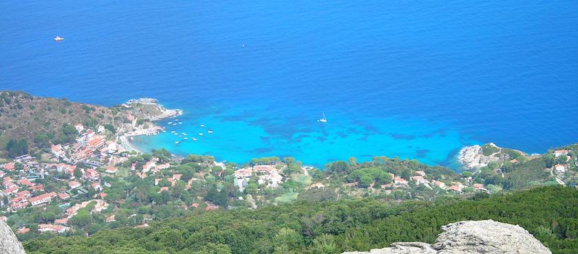 snorkeling Elba Island