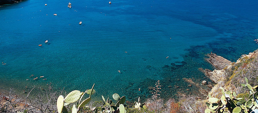 Italy romantic places: Elba Island