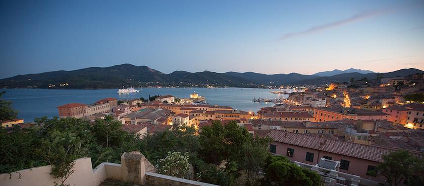 Island of Elba how to move
