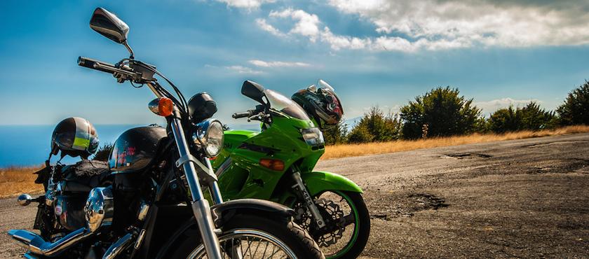 Elba island motorbike ferries
