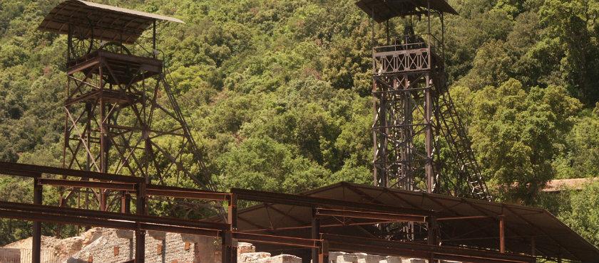 Mining trekking at the old railway 2018