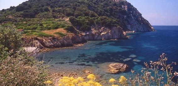 spiaggia dell'Enfola