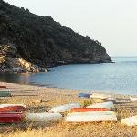 Spiaggia di Naregno isola d'Elba