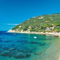Spiaggia Forno isola d'Elba