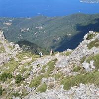 Monte Capanne a piedi