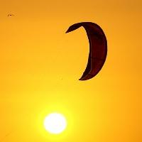 Kitesurf isola d'Elba