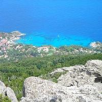 Spiaggia Sant'Andrea isola d'Elba