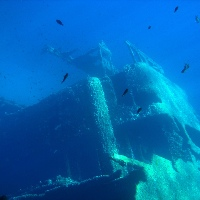isola d'Elba segreta: antichi relitti