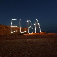 isola d'Elba di sera