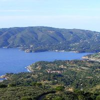 monte Calamita Elba