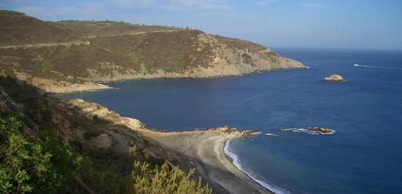 spiaggia Calamita Elba