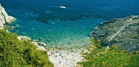 spiagge meno conosciute dell'isola d'Elba