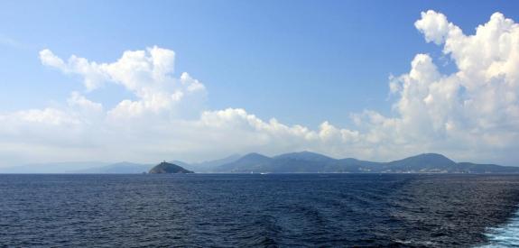 Ferragosto isola d'Elba 2015