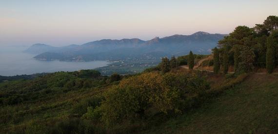 trekking isola d'Elba: Campo ai Peri – Acquabona