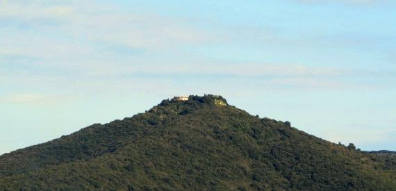 trekking isola d'Elba: Santa Lucia – San Martino