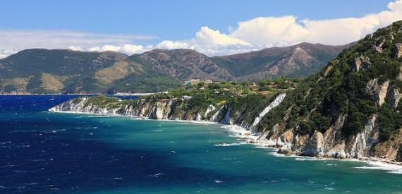 l'isola d'Elba in un giorno