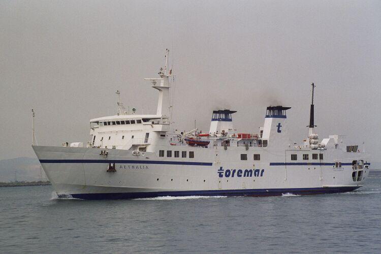 traghetto Aethalia