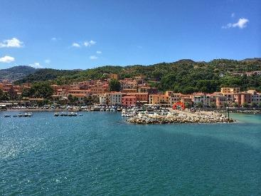 Elba: la Festa della sportella